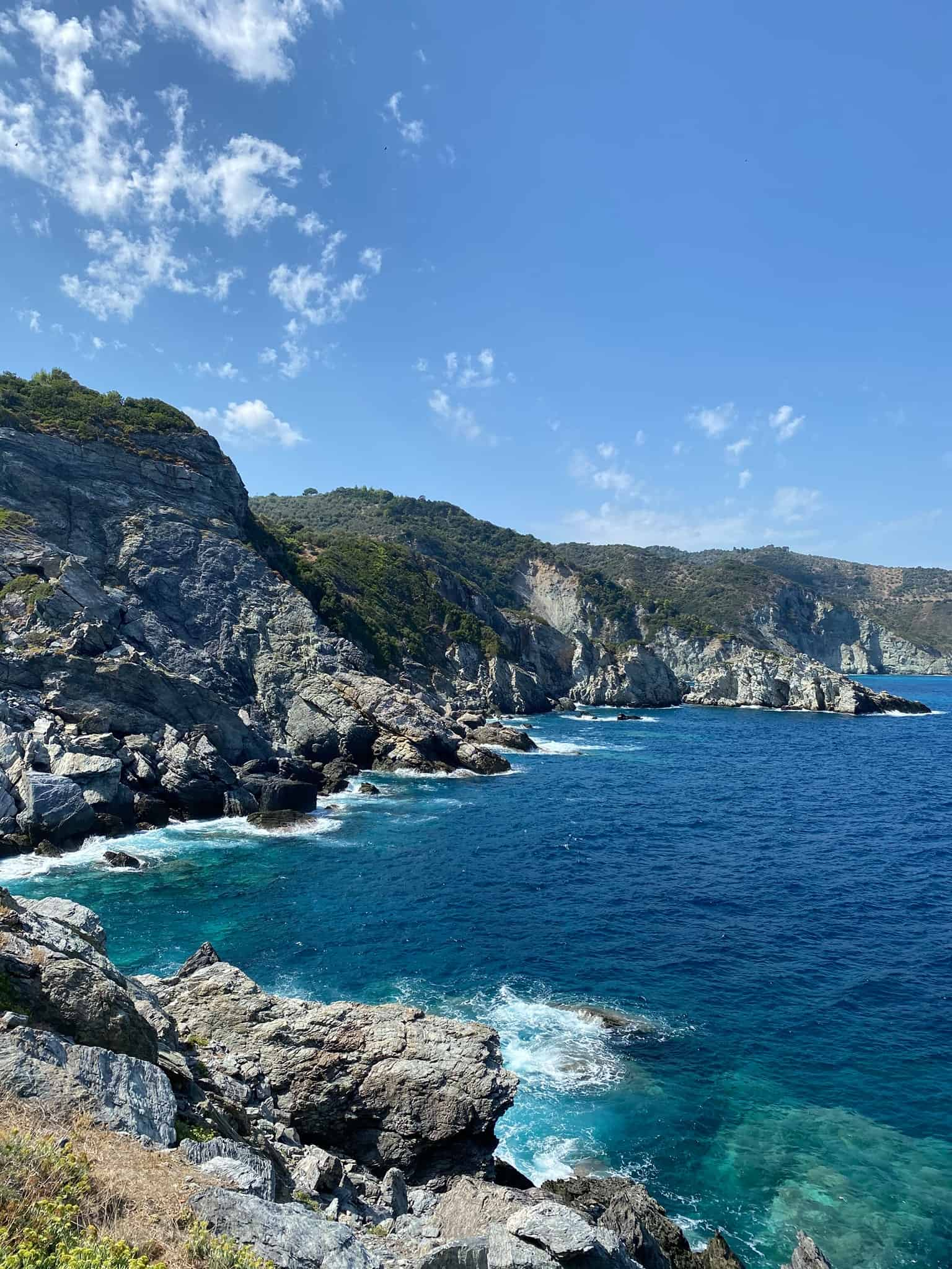 Getting to Skopelos: Agios Ioannis Kastri