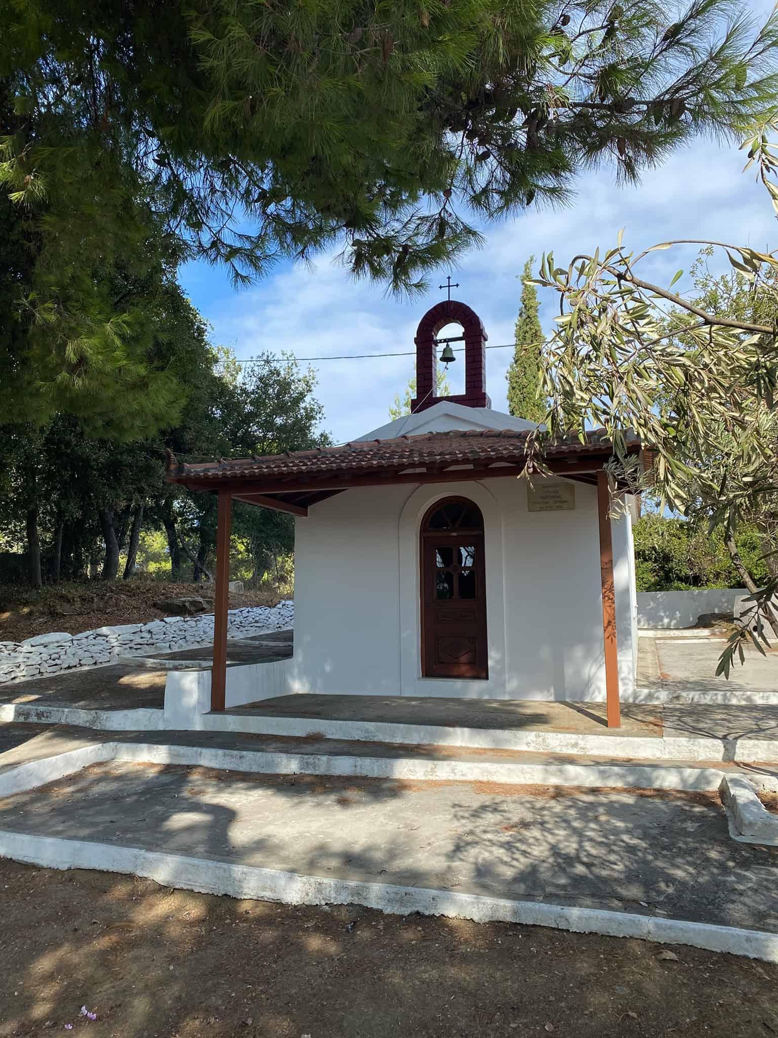 Hiking in Skopelos