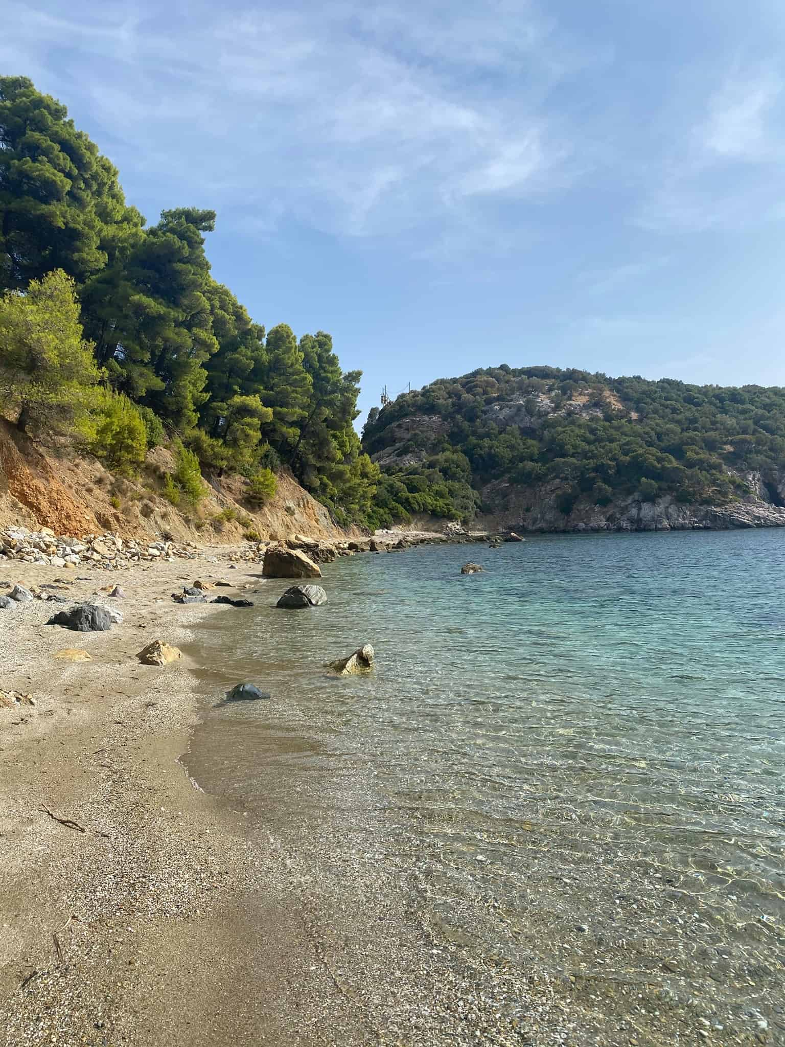 Where to stay in Skopelos: Stafylos