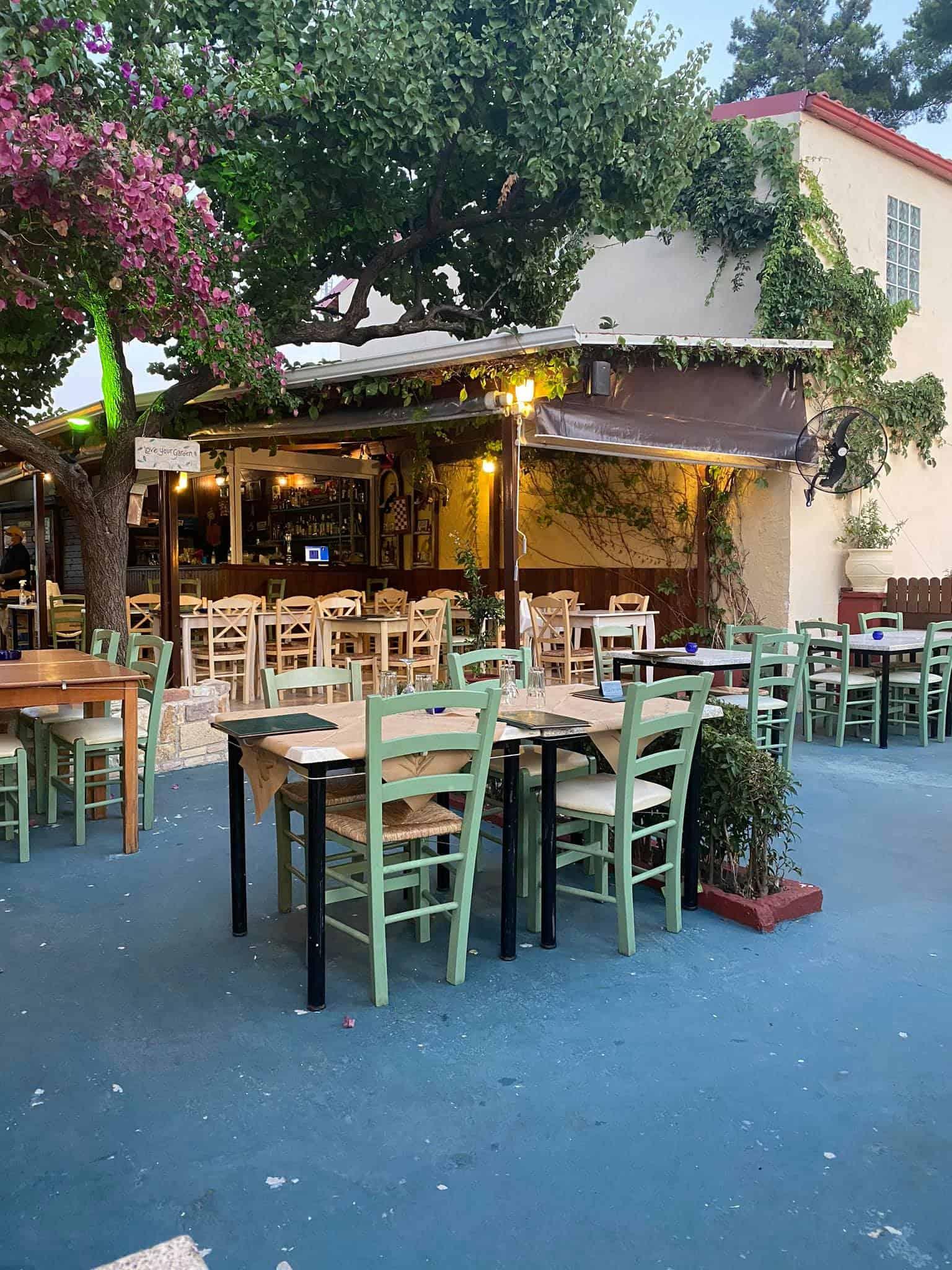 Taverna Andreas, Parga