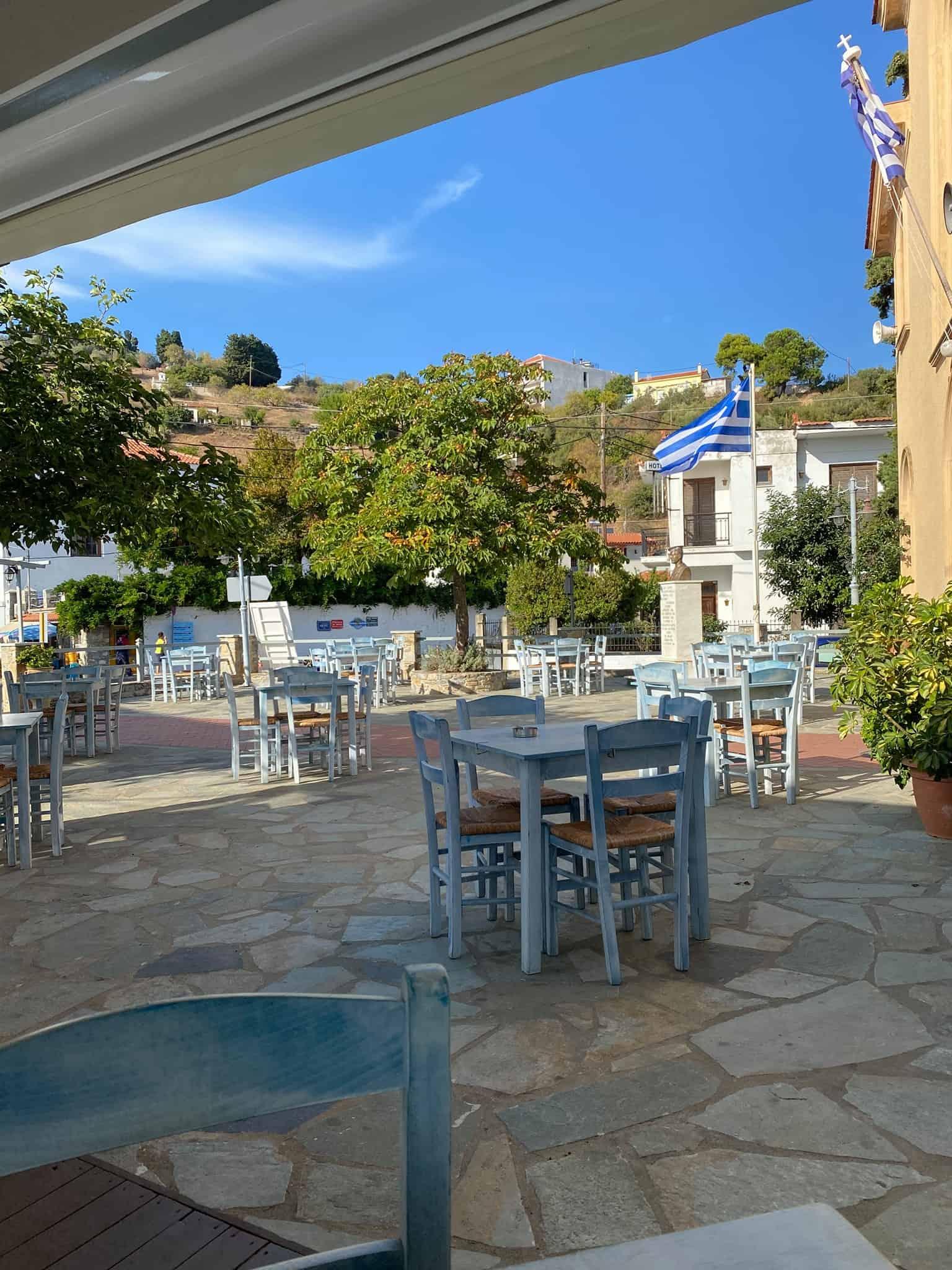 Moving to Greece: Glossa, Skopelos