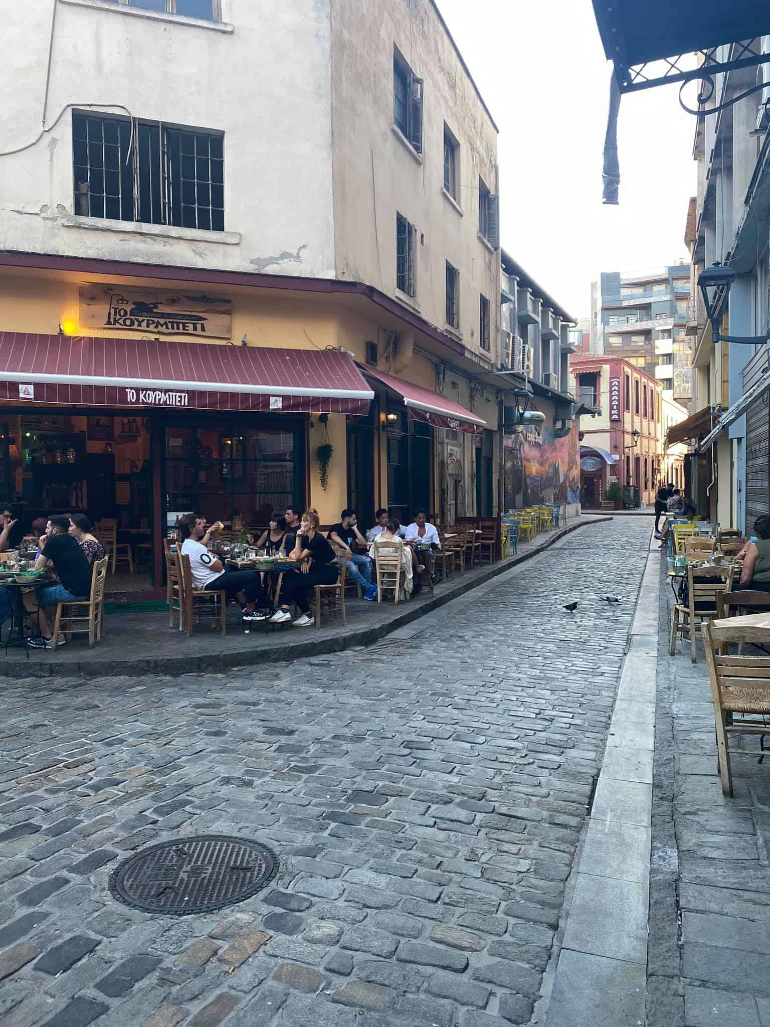 Best Restaurants in Thessaloniki