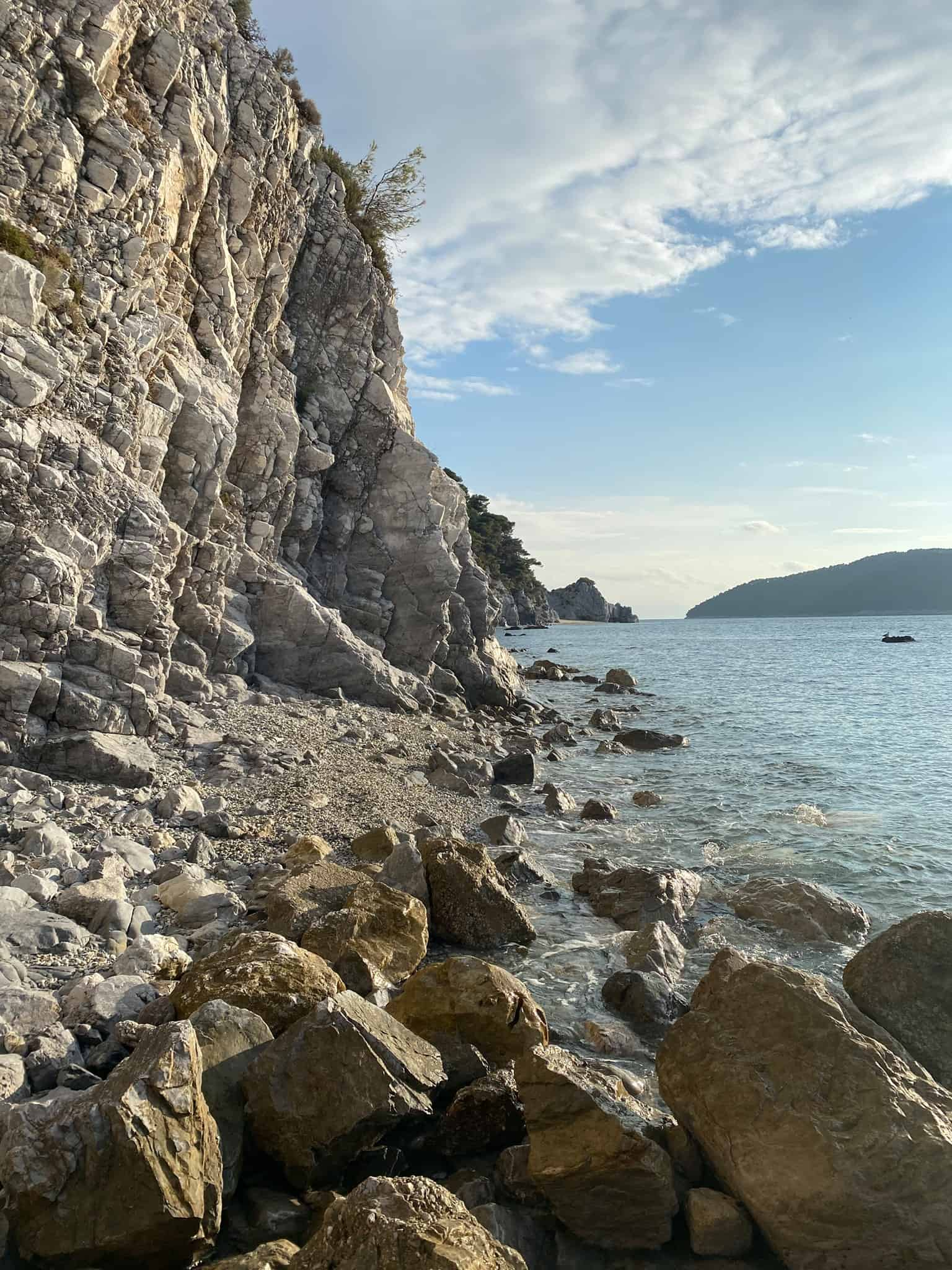 Hovolo beach, Skopelos