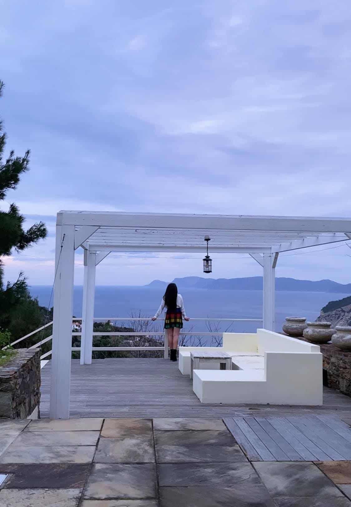 Skopelos island, Sporades