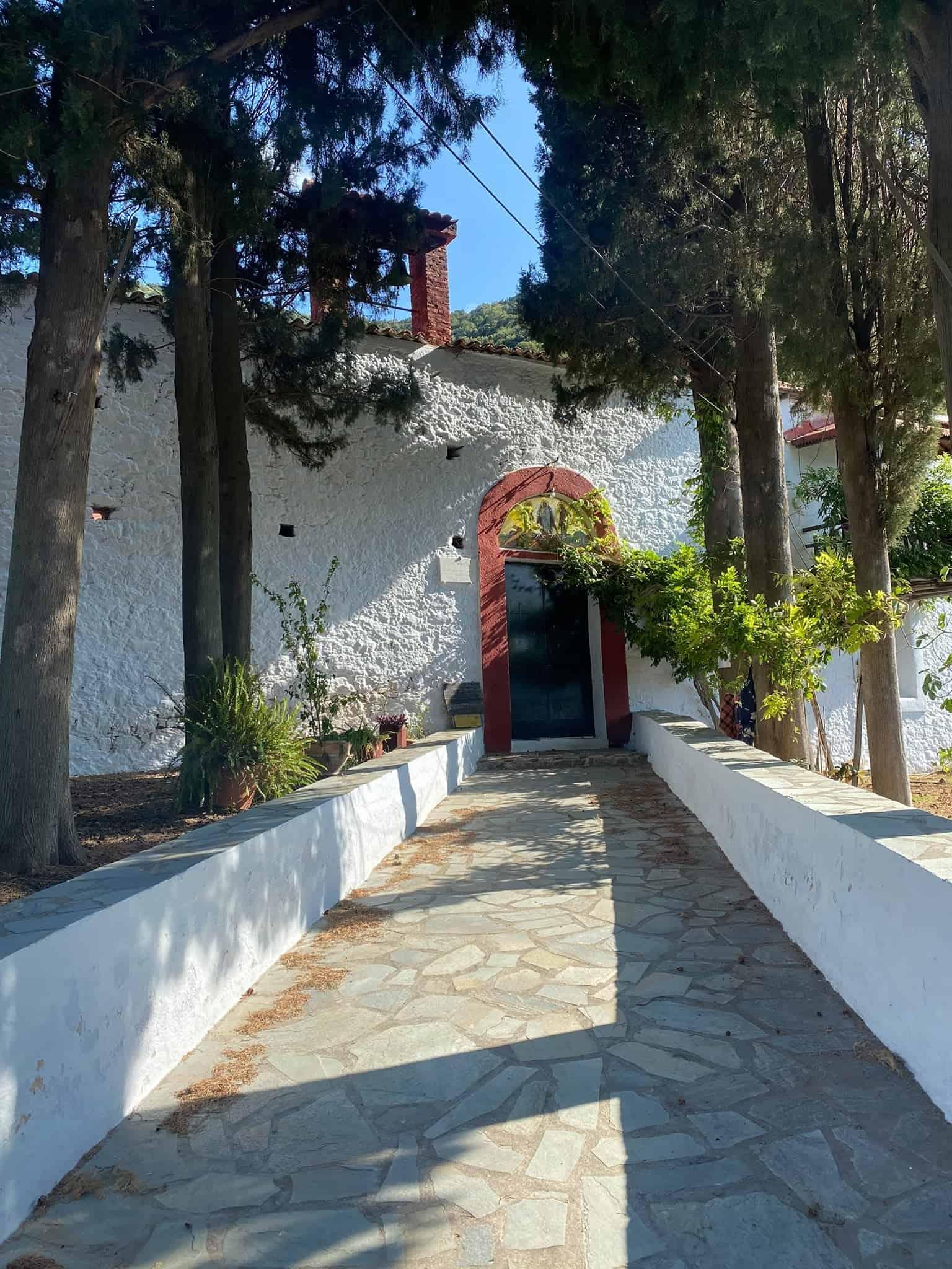 Sotiros Monastery, Sporades