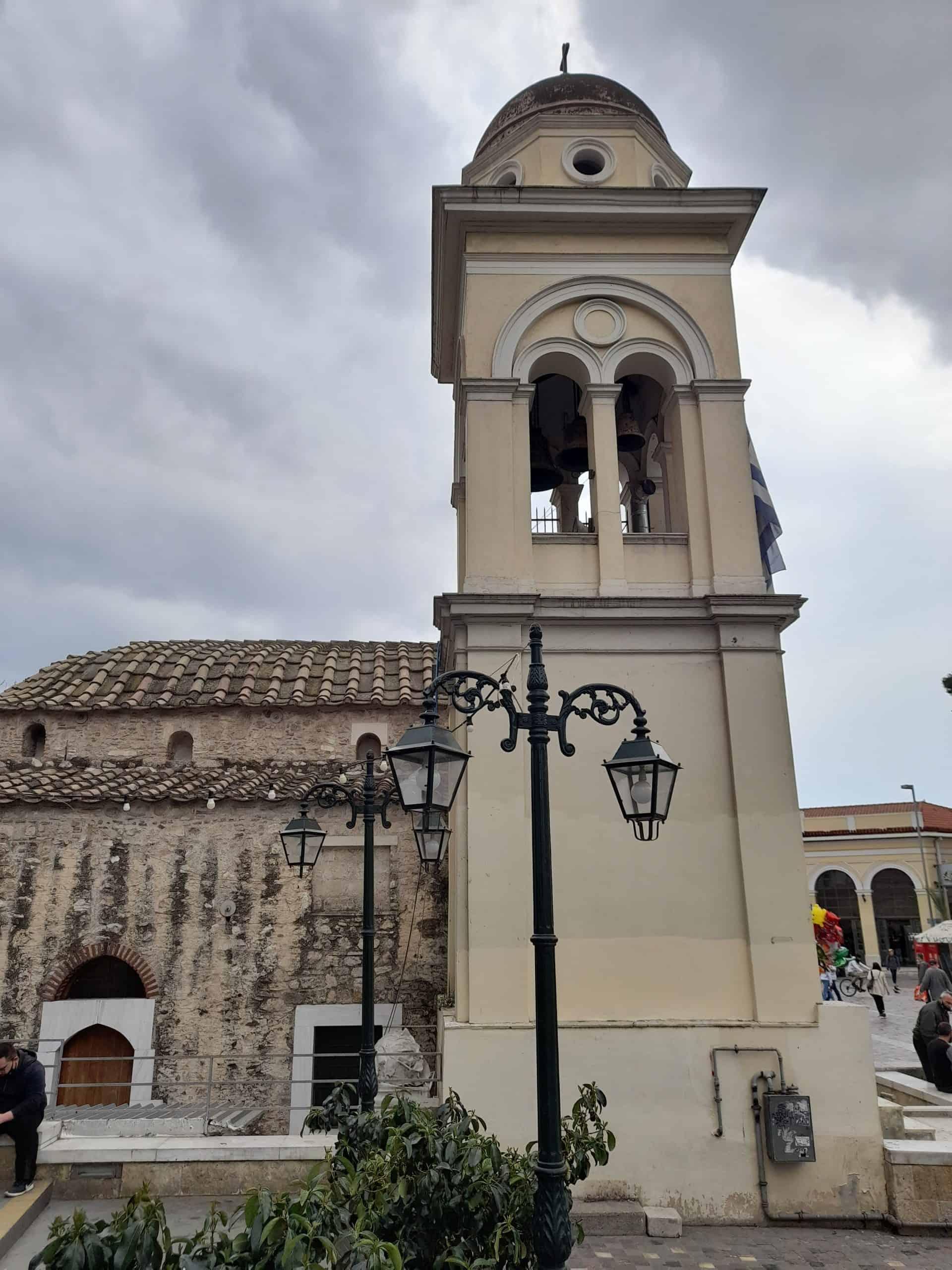 The Church of the Pantanassa, Monastiraki