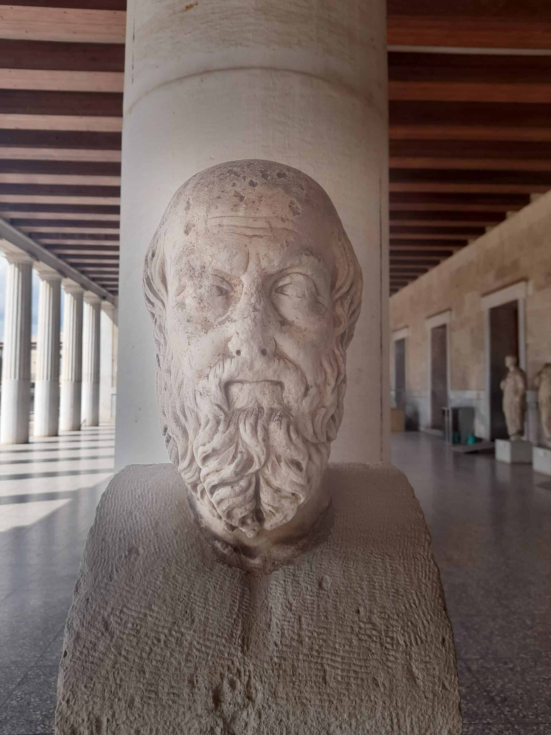 The Ancient Agora, Athens