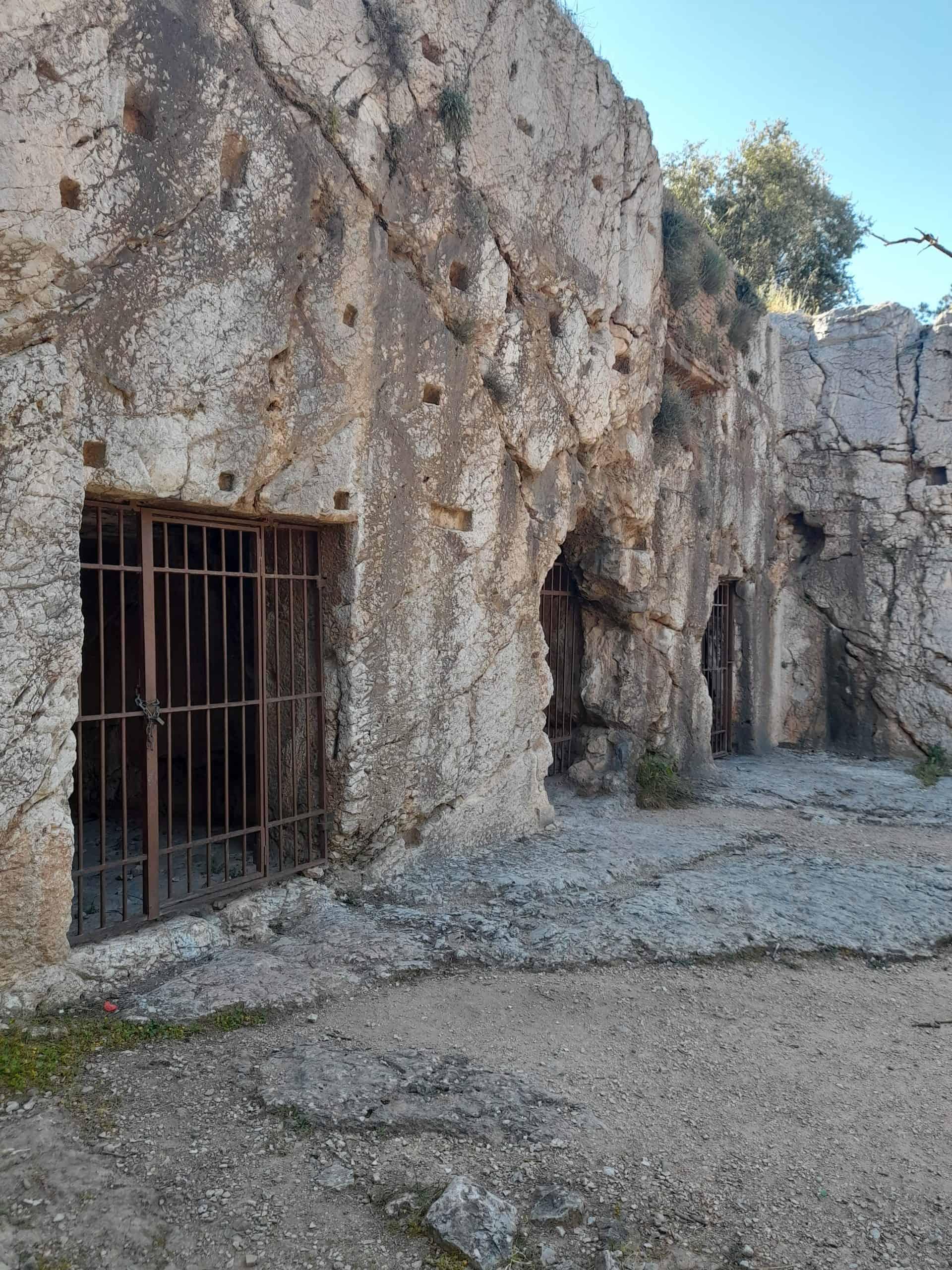 Landmarks of Athens: Socrates Prison