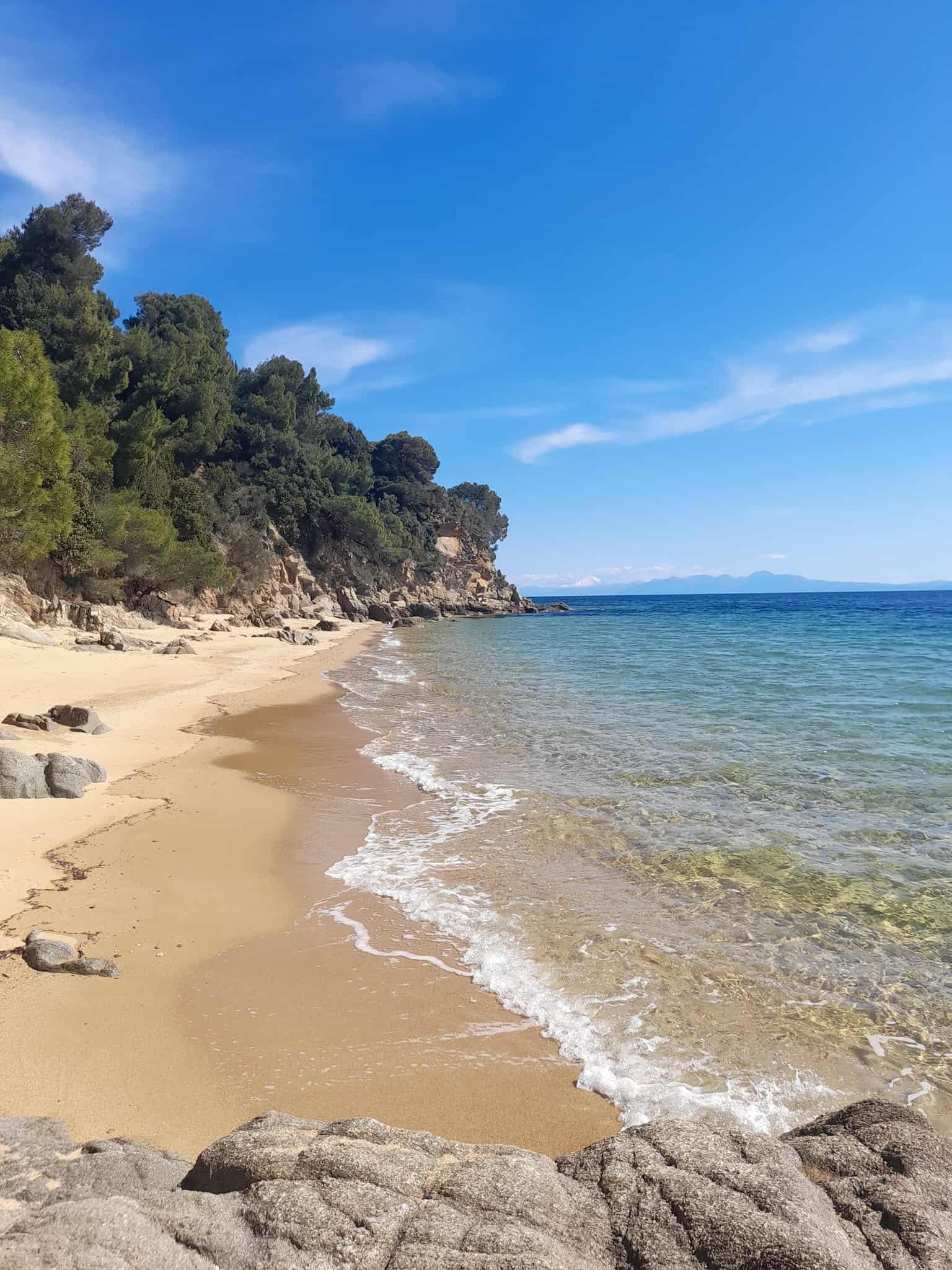 Best Greek islands in October