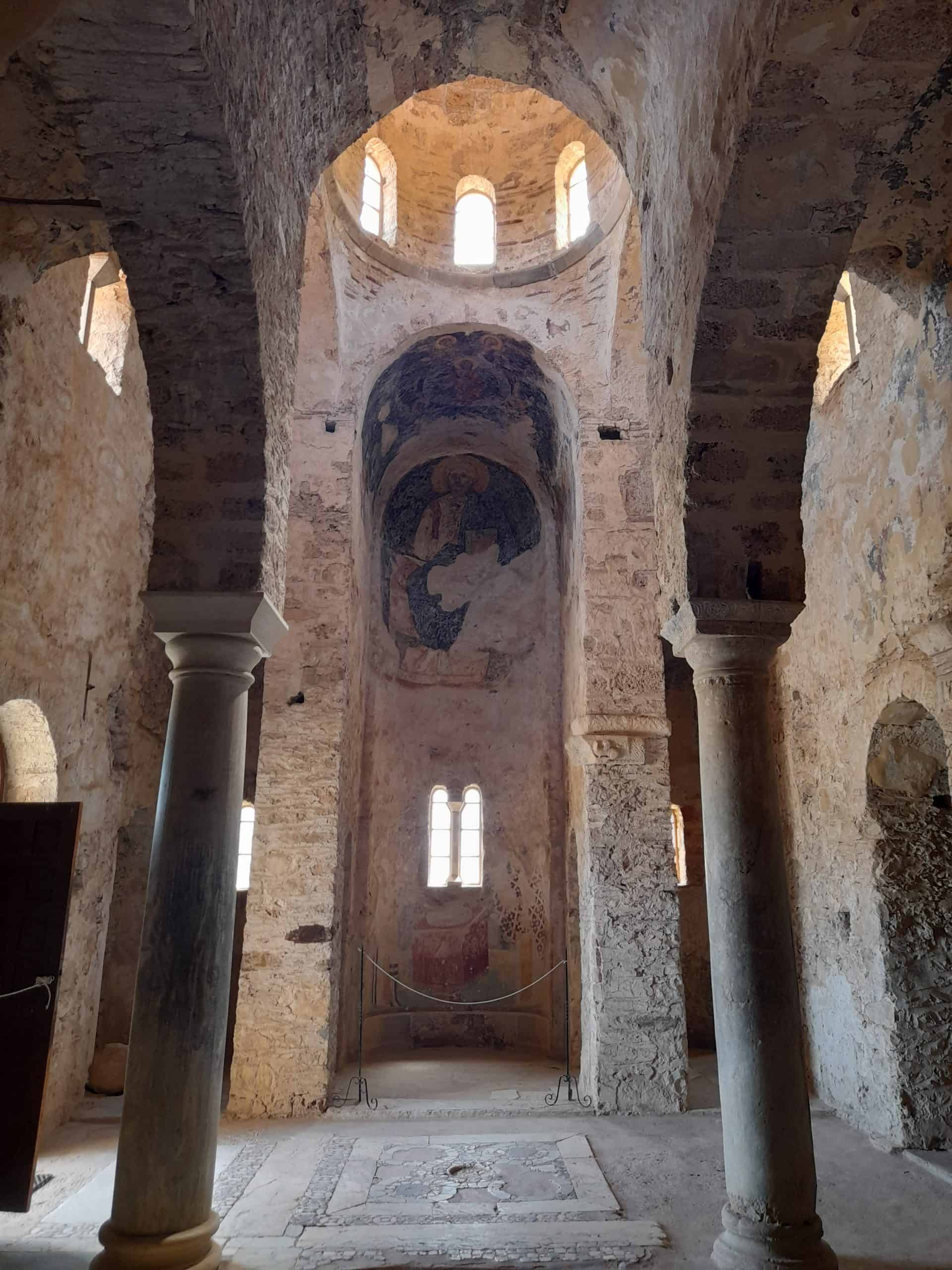 Churches of Ancient Mystras