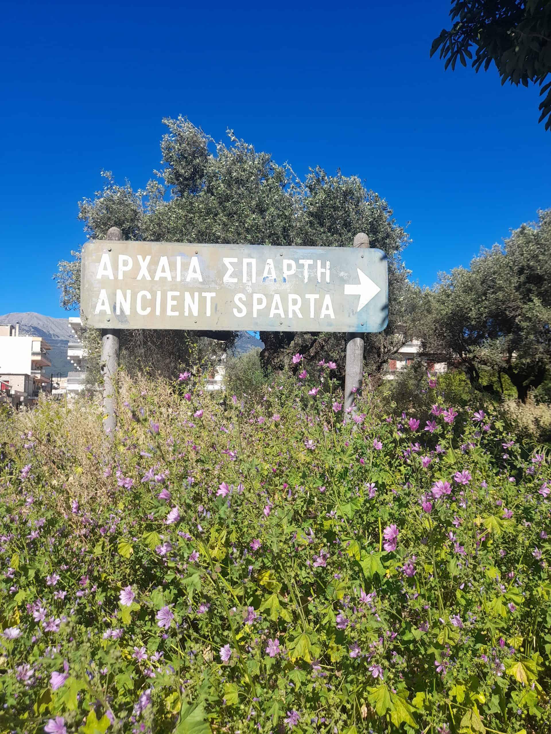 Lakonia Greece: Sparta