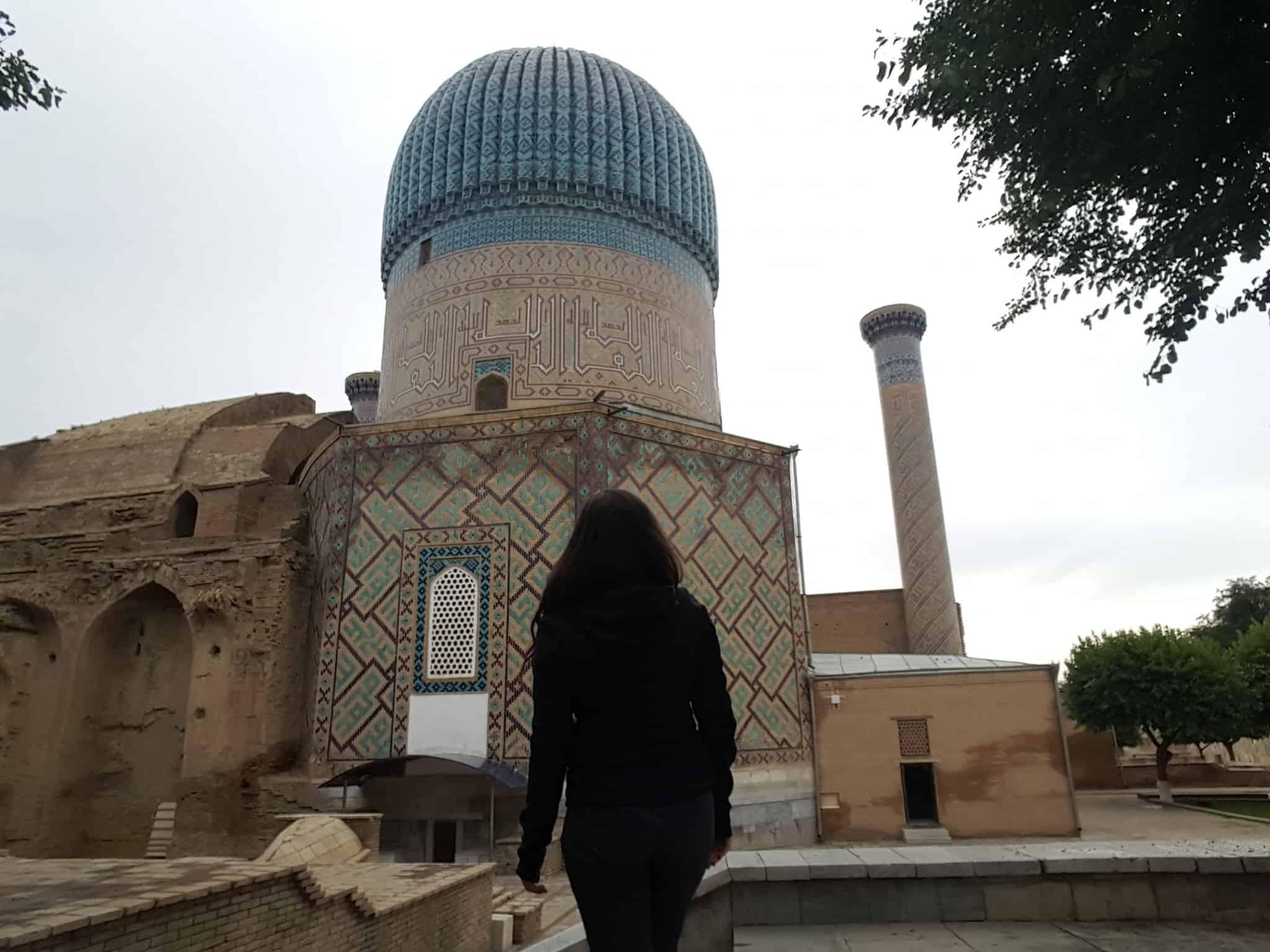Uzbekistan itinerary: Gur-e-Amir