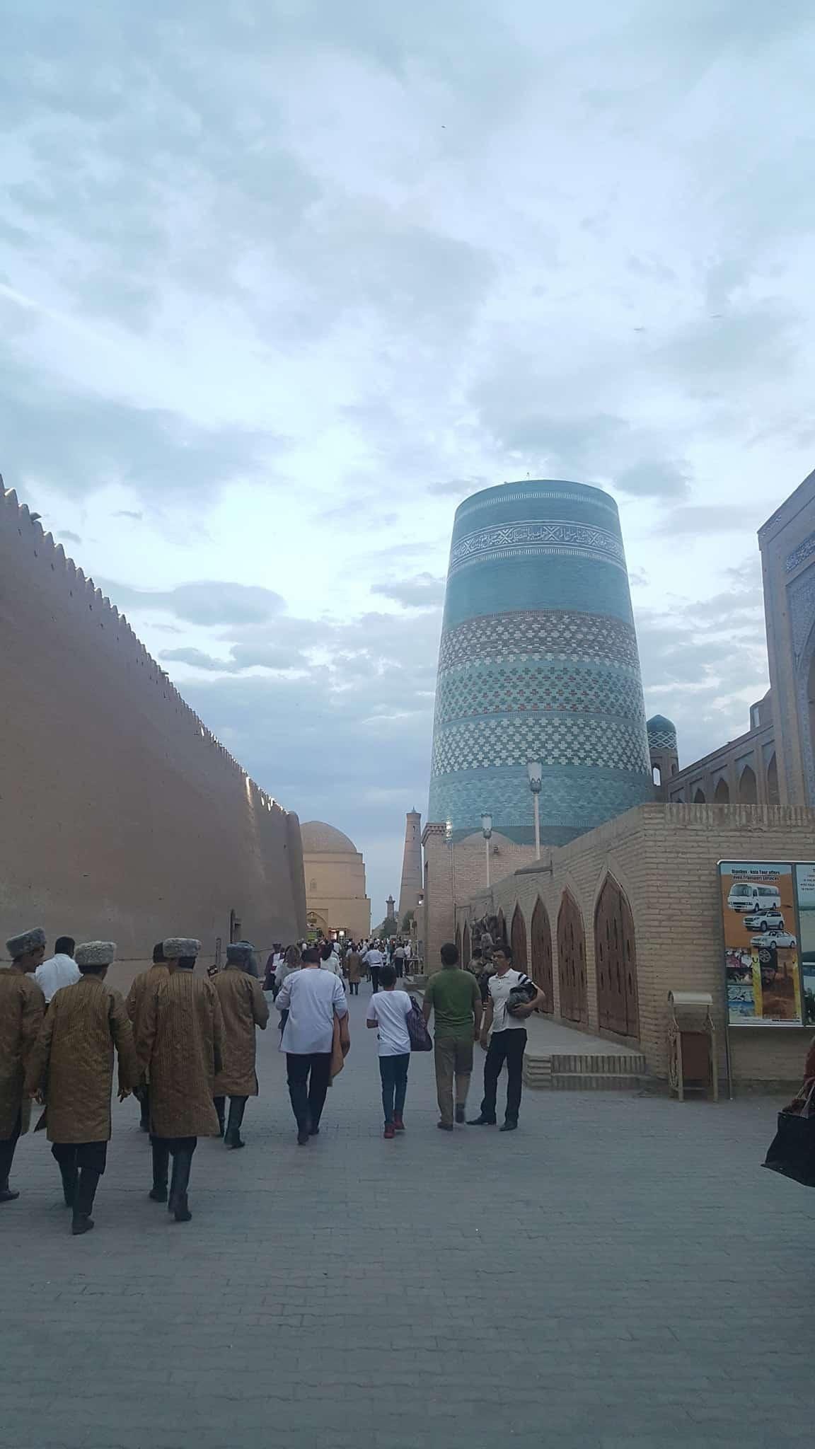 Uzbekistan itinerary: Itchan Kala, Khiva
