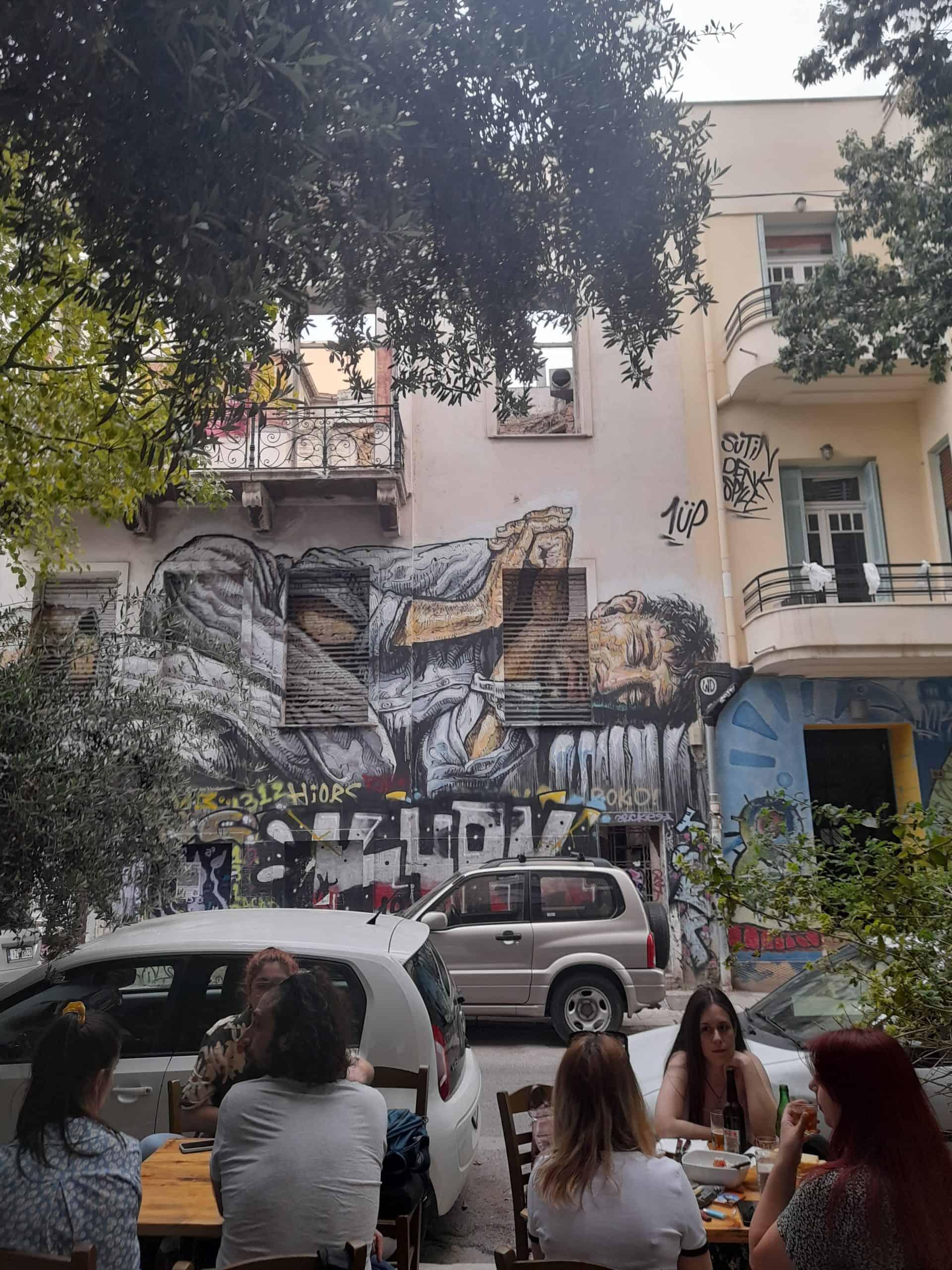 Exarchia, Athens