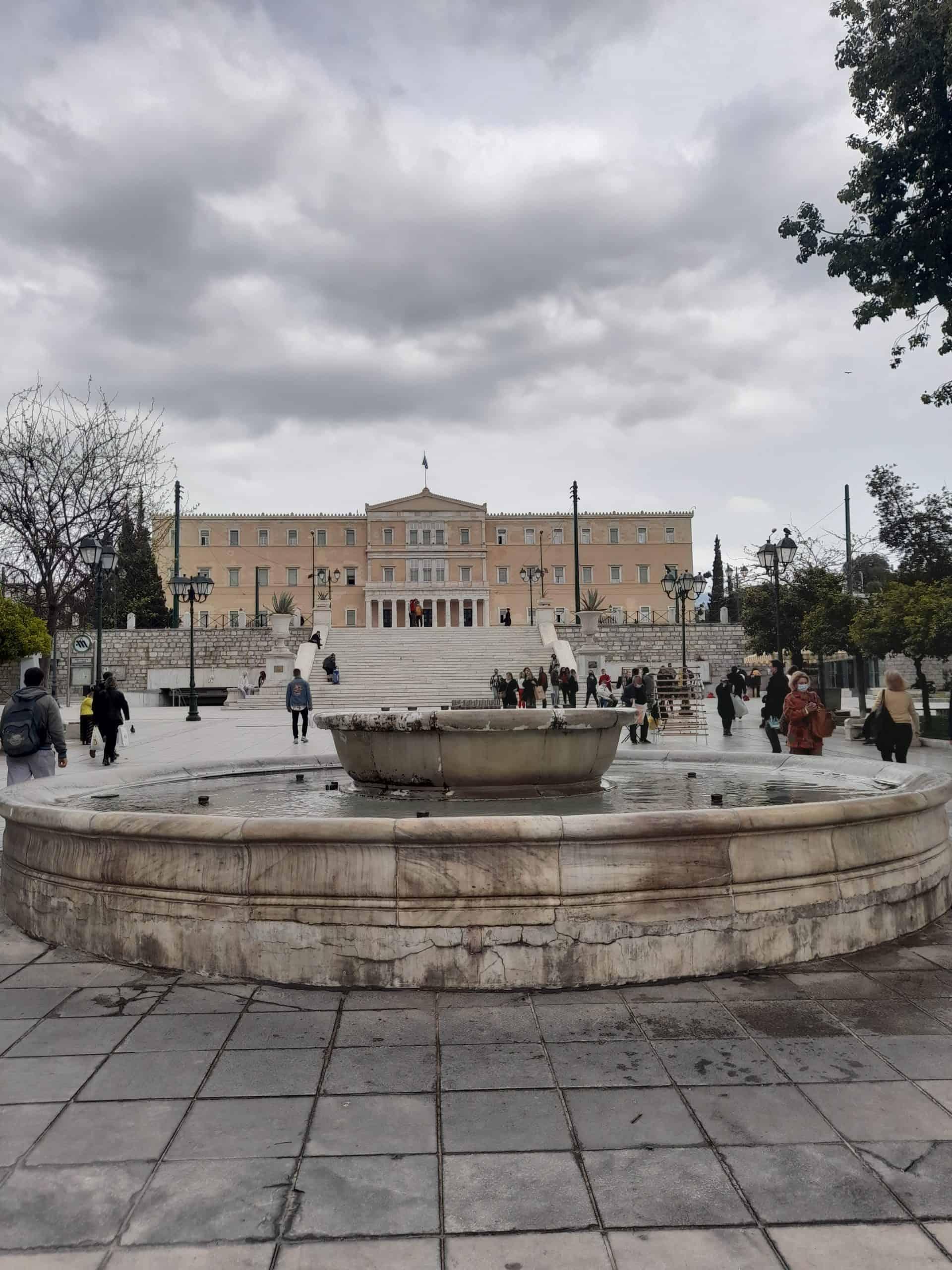 Syntagma, Central Athens