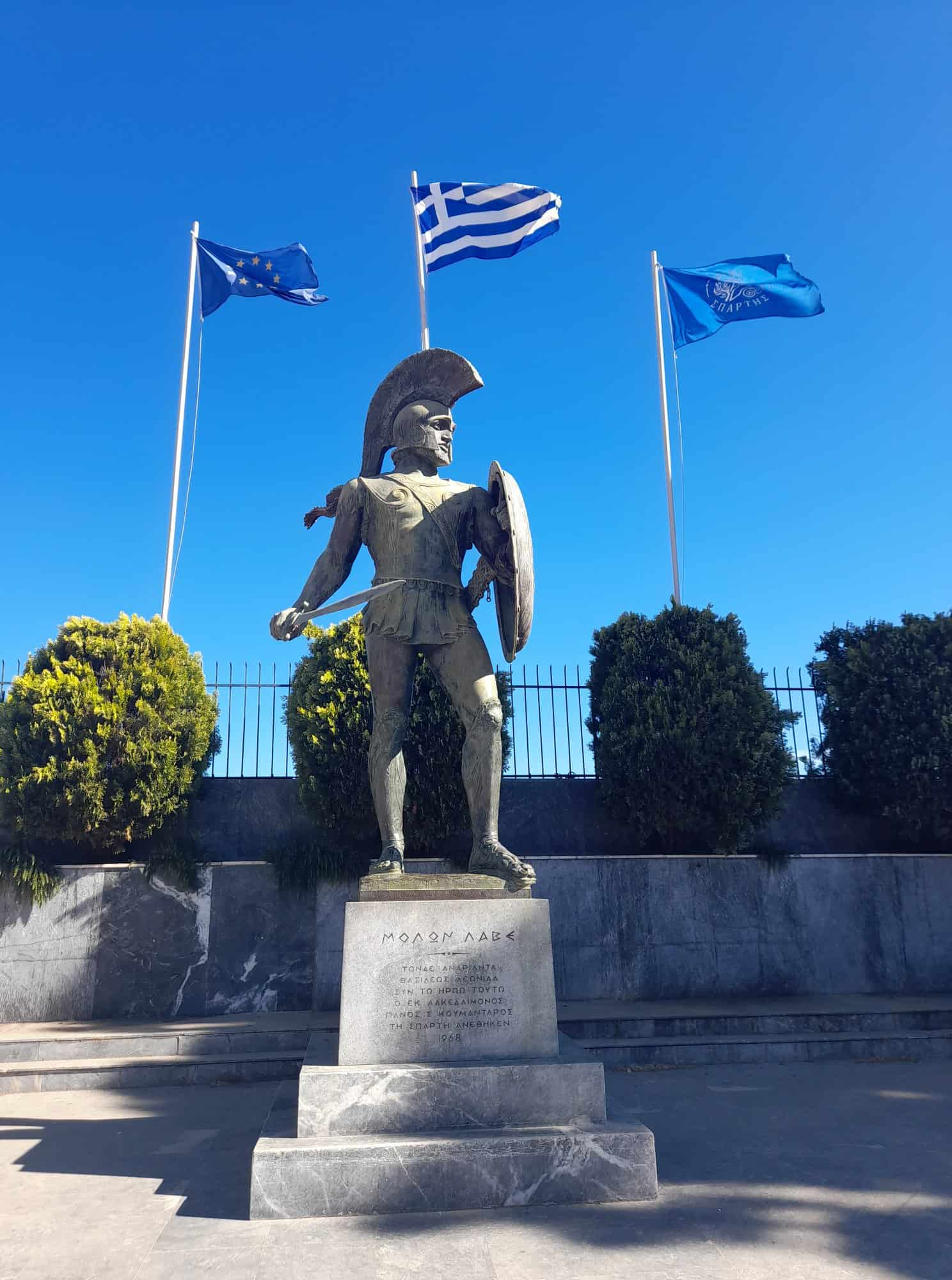 Best Cities to Visit in Greece: Sparta