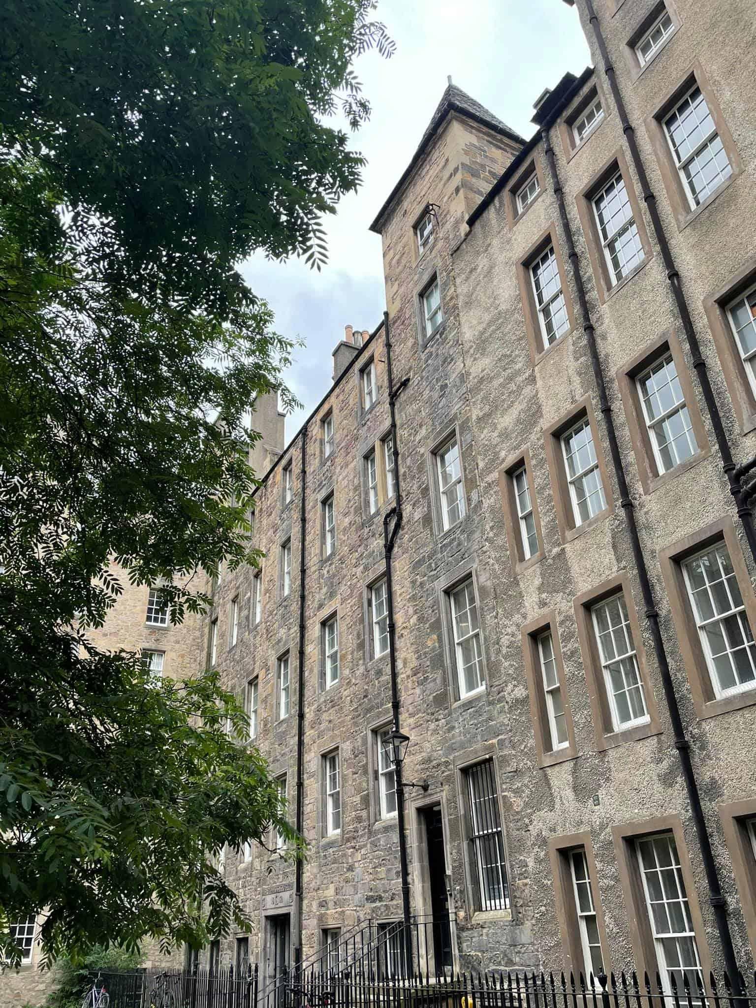 Two day Edinburgh itinerary