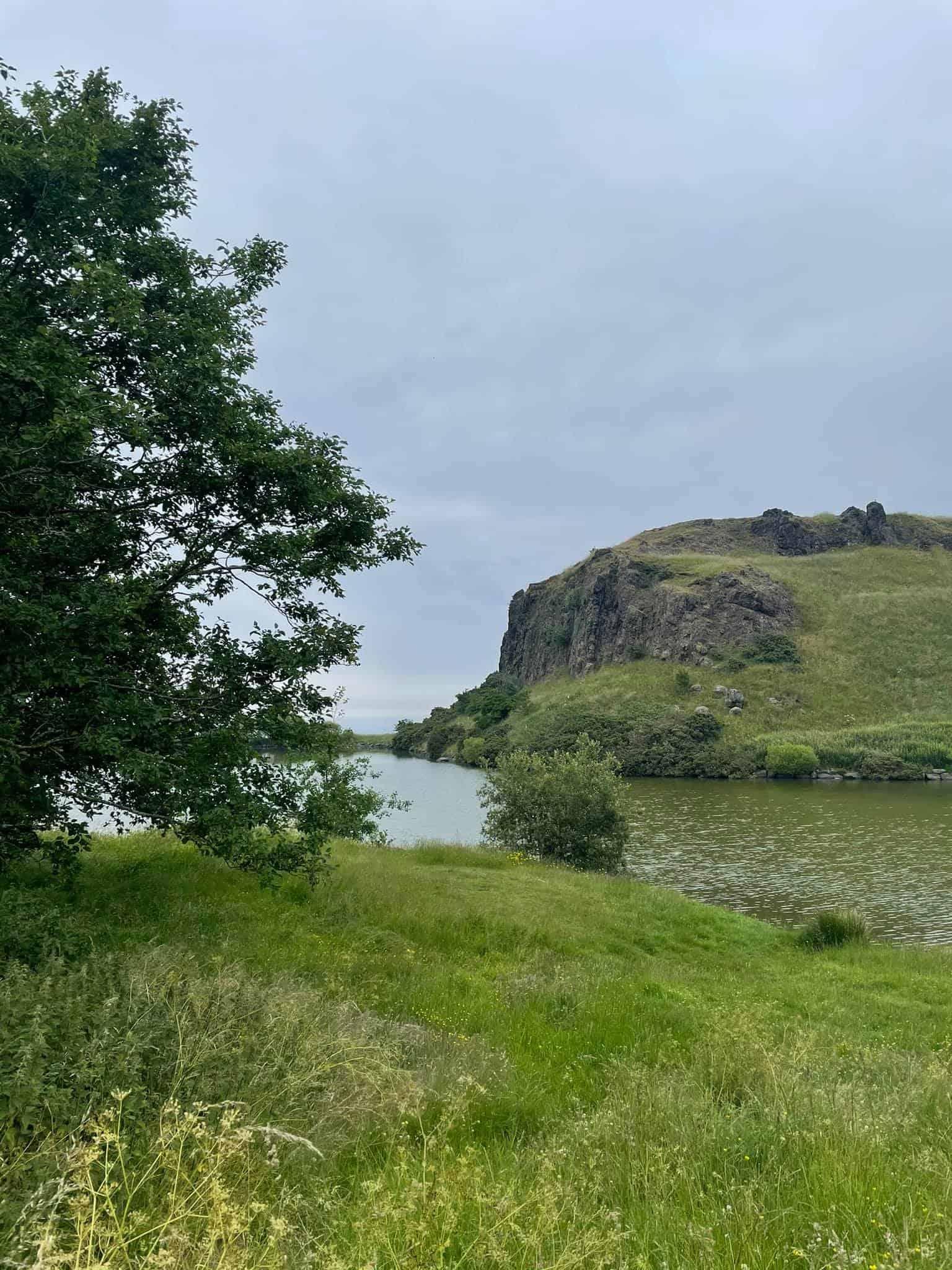 Edinburgh itinerary: Holyrood Park