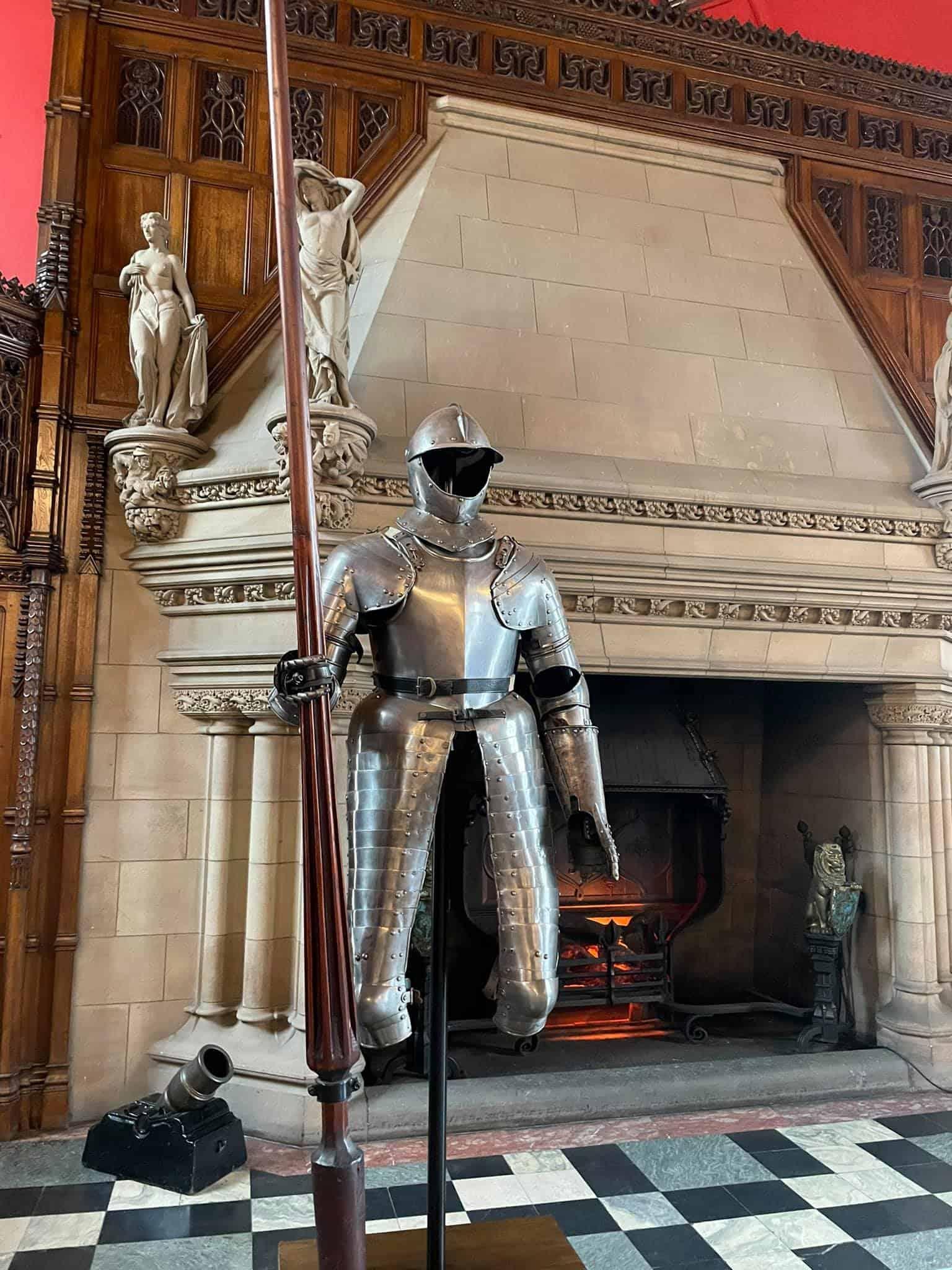 Two day Edinburgh itinerary: Edinburgh Castle