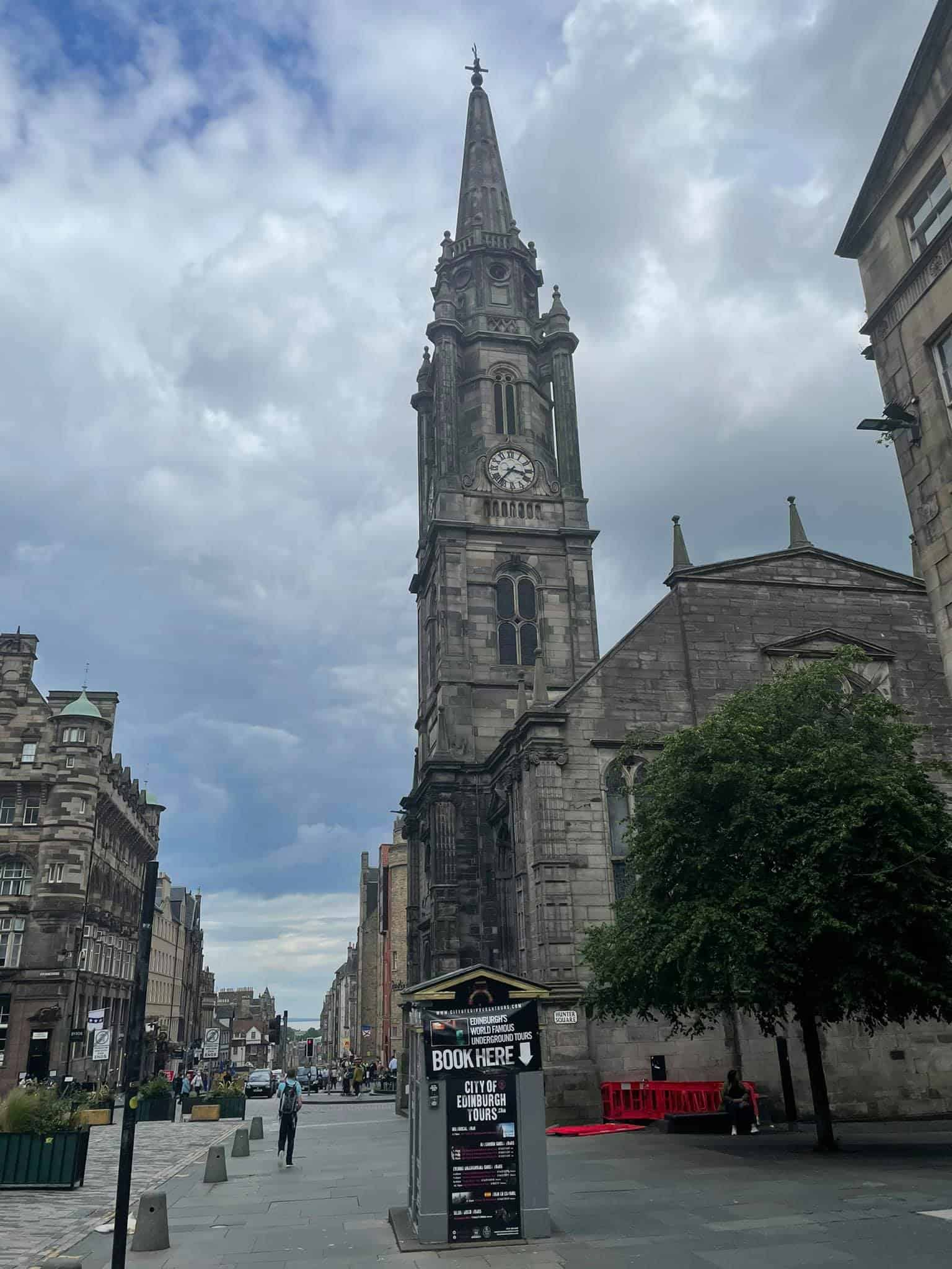 Edinburgh Itinerary: Royal Mile