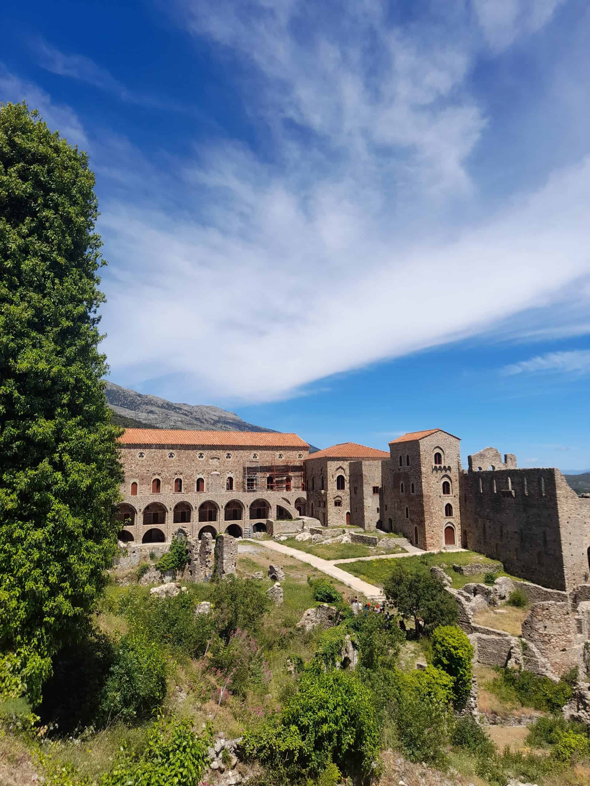 The Palace of the Despots, Mystras