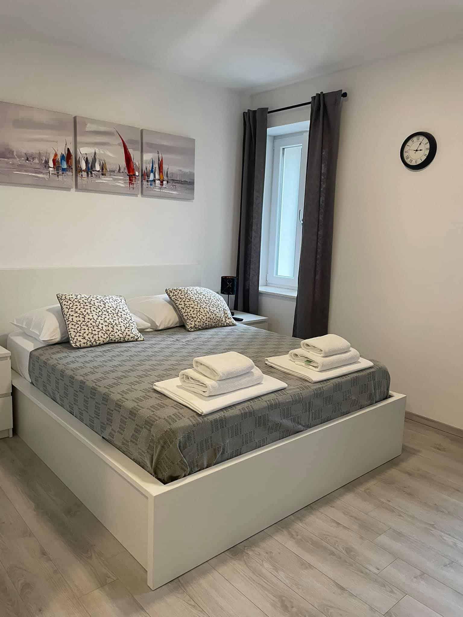 Sibenik boasts accommodation options for every budget
