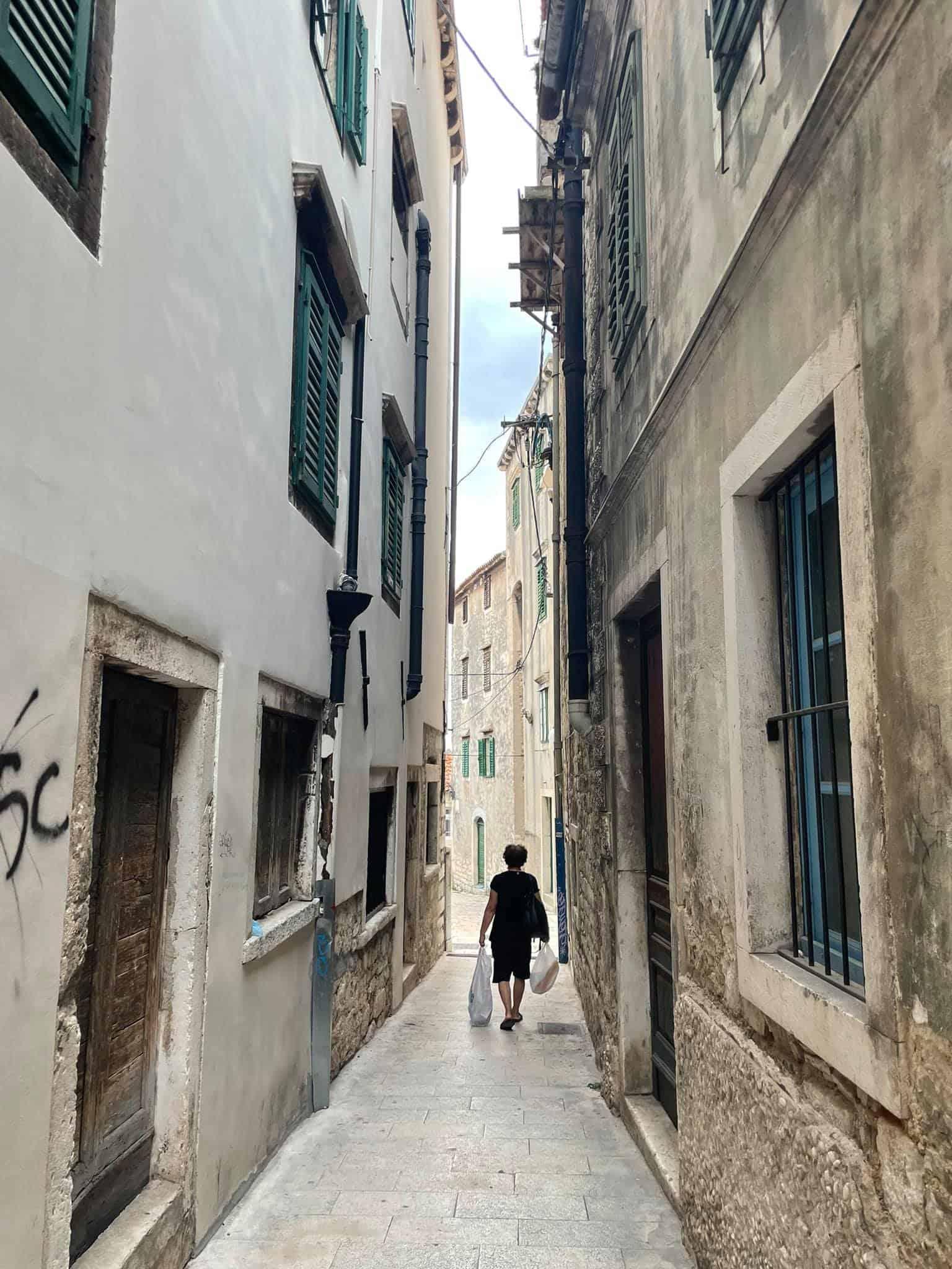 Exploring Šibenik Croatia