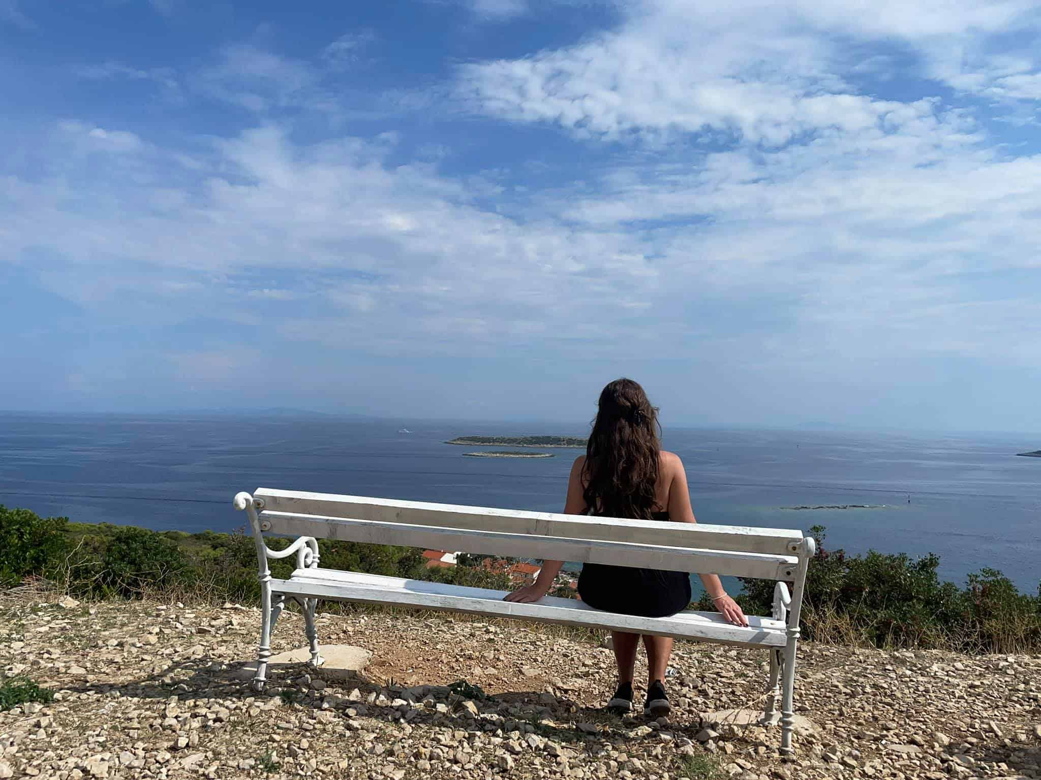 Solo travel in Croatia: Vis island