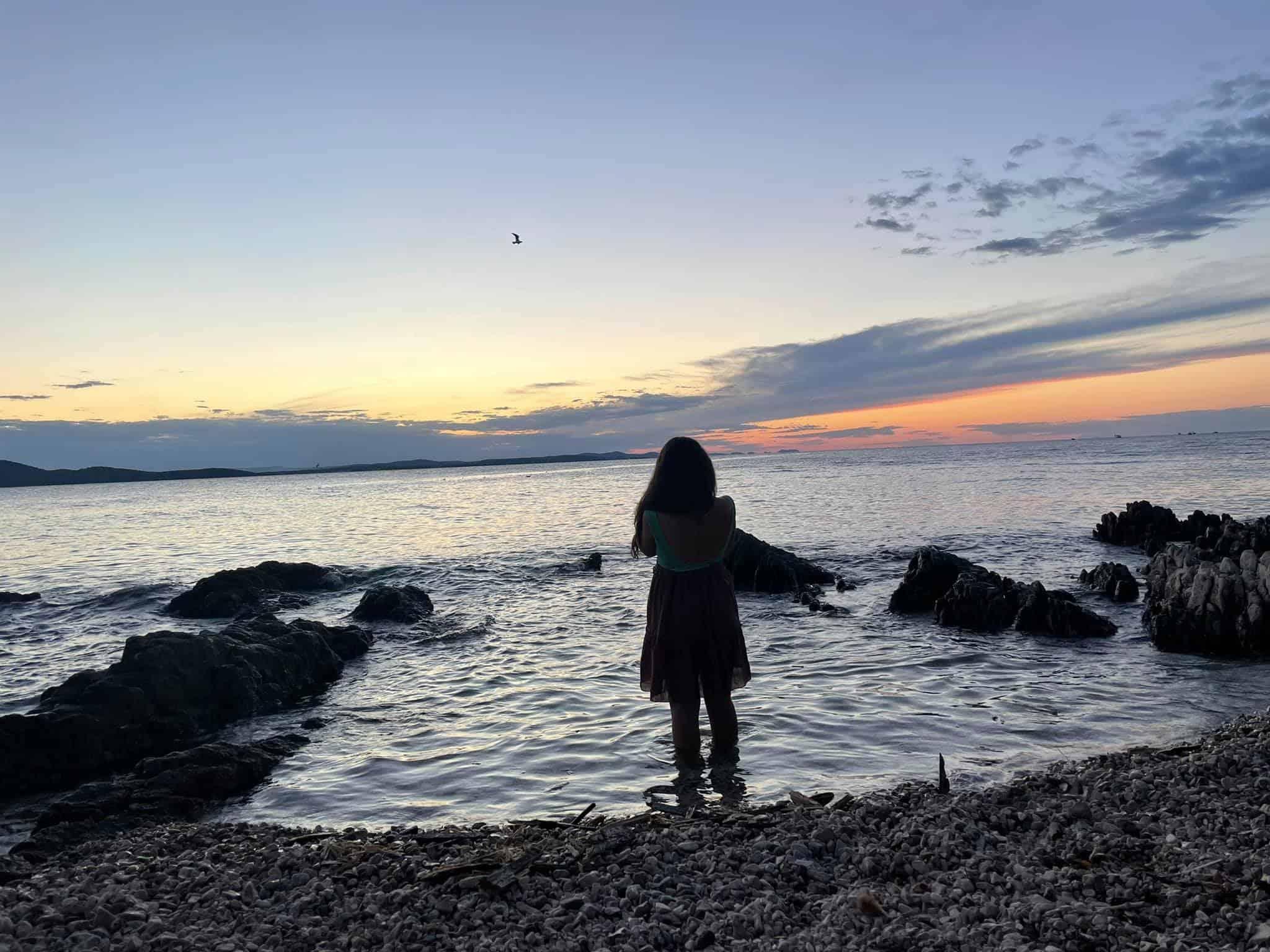 Diklo Beach, Zadar